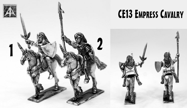 CE13 Empress Elite Cavalry