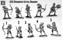 CE15 Dismounted Crystal Dragoons