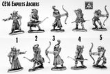 CE16 Crystal Empress Archers