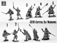 CE18 Crystal Elf Warriors