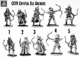 CE19 Crystal Elf Archers