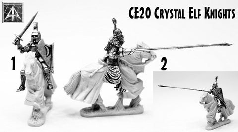 CE1 Wood Elves (25mm Scale)