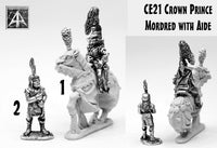 CE21 Crown Prince Mordred with Aide