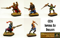 CE26 Imperial Elf Duellists Pack