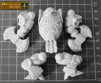 DHM01 Dwarf Multitude with DH15 Dwarf Golem worth 18.00GBP Free!