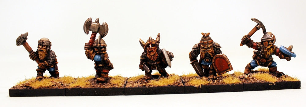 DH1 Young Dwarfs