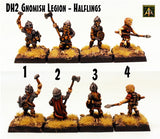 DH2 Halflings of the Gnomish Legion