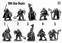 DH4 High Dwarfs