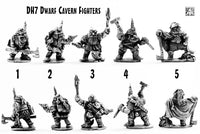 DH7 Dwarf Cavern Fighters