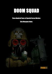 Doom Squad - Solo Wargame Rules