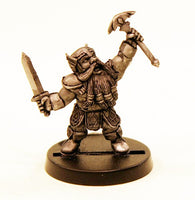 DWM004 Dwarf Officer