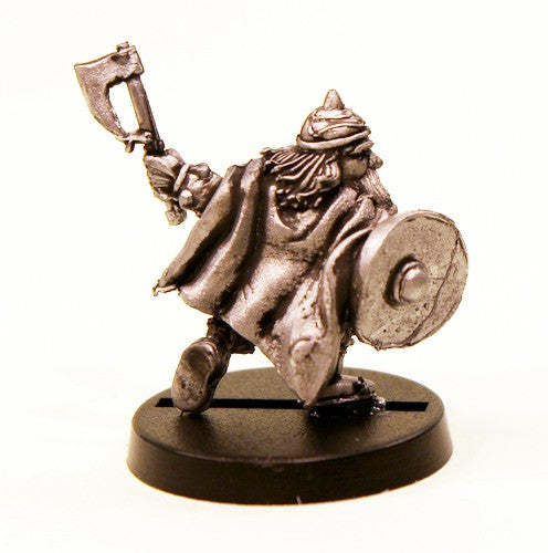DWM010 Dwarf Warrior with Axe
