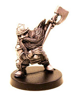 DWM016 Dwarf with Battle Axe