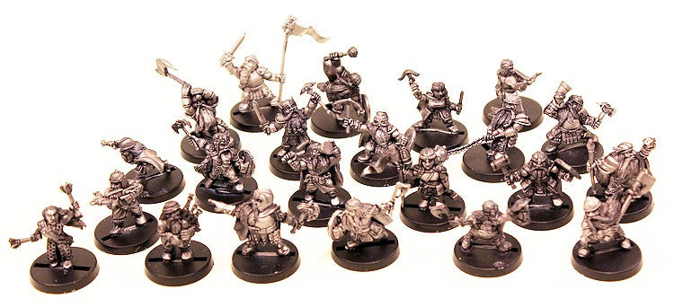 DWMP00 Dwarf Miners Value Pack - Save 10%