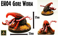 EH04 Gore Worm - Use in any scale!