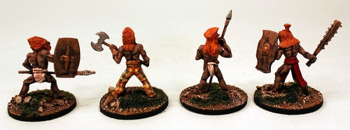 ER06 Fire Bolg Warriors