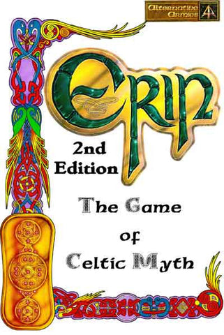 ER25 The Celtic Half Dead