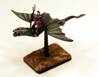F25 Flying Reptile with Chaos Knight