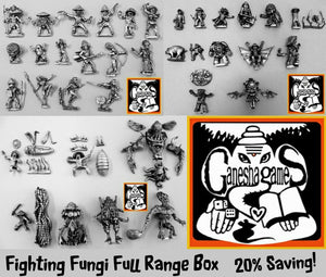 FIFW00 Fighting Fungi Full Range Box - Save 20%