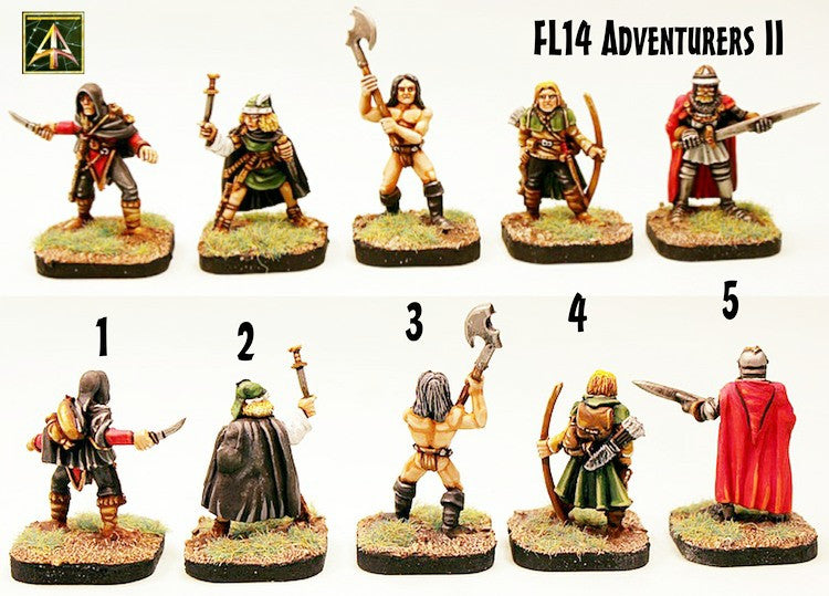 FL14 Adventurers II