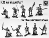 FL23 Men at Arms Party - Save 15%