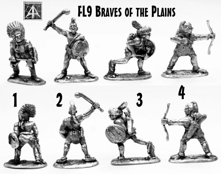 FL9 Braves of the Plains