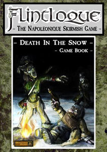 5026 Death in the Snow - Game Book (coming back into print shortly save 20% until then)