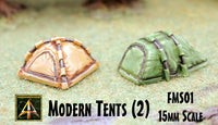 FMS01 Modern Tents (2 pack)