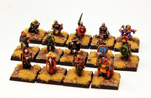 FST02 TTF Human Skirmish Pack (16 mixed figures)