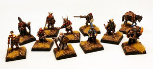 FST03 MDA Human Skirmish Pack (16 mixed figures)