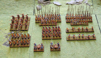 FURA02 Italian Army of Great Italian Wars (250 Point Starter Army with free bases)