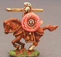 GC2 Goth Noble Heavy Cavalry Attack