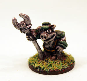 GRN14 Oggum Light Infantry Bazooka
