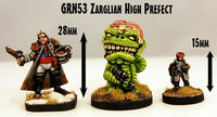 GRN53 Zarglain High Prefect