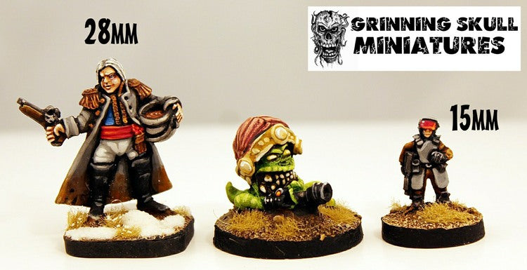 GRNP10 The Zarglian Invaders - Value Set (Save 15%)