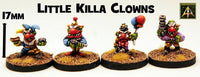 GRNP06 Little Killa Clowns pack and singles