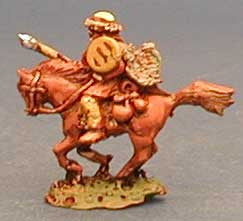 HC1 Hun Light Cavalry Javelin