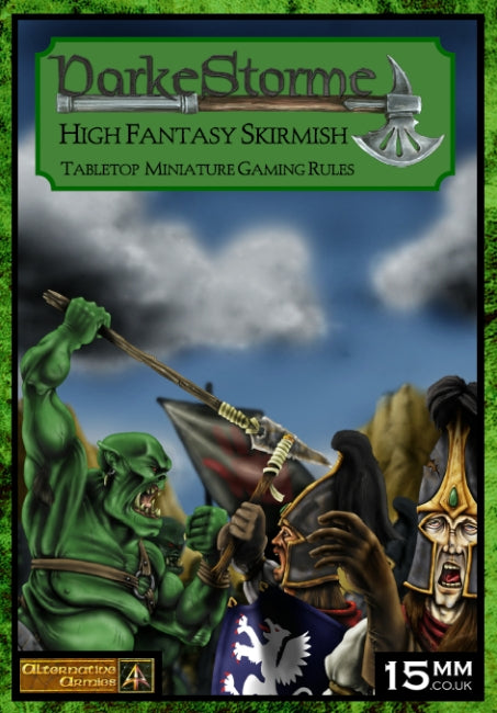 DarkeStorme Fantasy Skirmish - Wargame Rules
