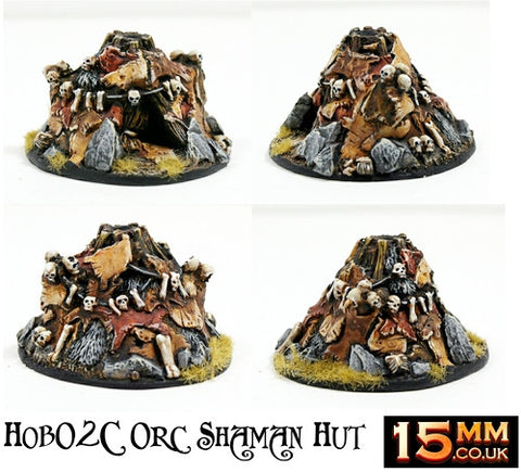 HOT107 Encampments 15mm Fantasy Scenics