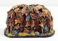 HOB2D 15mm Orc Chieftain Hut
