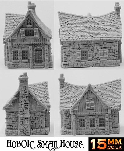 HOB1C 15mm Small House
