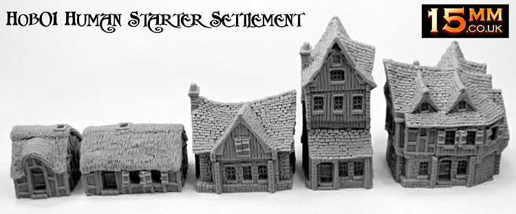 15mm HOB Fantasy Buildings