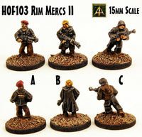 HOF103 Rim Mercenaries II
