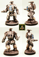 HOF121 Bear Cat Battlesuit (Multiple Variant Kit)