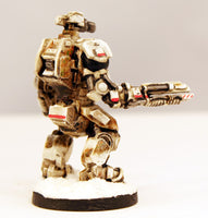 HOF121B Steel Cat Battlesuit (One Kit)