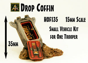 HOF135 Drop Coffin