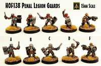 HOF138 Penal Legion Guards