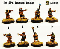 HOF18 Post Apocalyptic Command