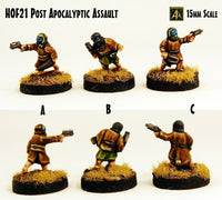 HOF21 Post Apocalyptic Assault