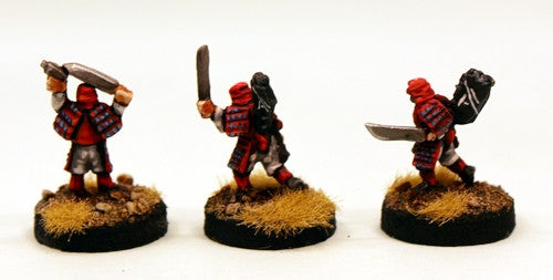 HOF25 Corporate Ashigaru Leaders